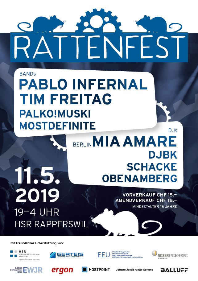 Rattenfest 2019
